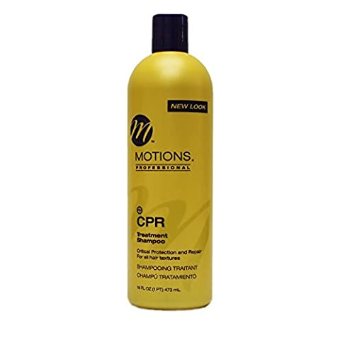 Motions Cpr Critical Protection & Repair Treatment Shampoo 473 ml
