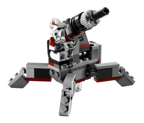 Imagen 7 de LEGO Star Wars - Elite Clone Trooper & Commando Droid Battle Pack (9488)