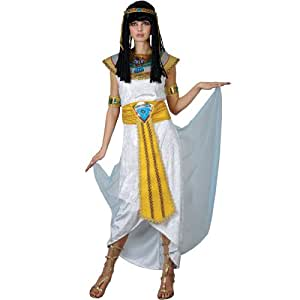 Egyptian Cleopatra Ladies Fancy Dress Costume Size:Large - UK 18-20