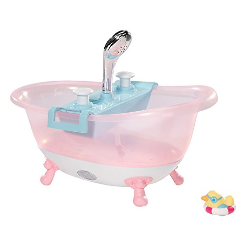 Baby Born 30877 Interactive Bath with Shower Head (Random Model)