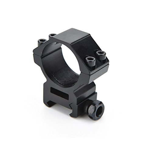 Dovetail Weaver 20mm Mount 25.4mm Ring Picatinny Mount Scope Rifle linterna r0