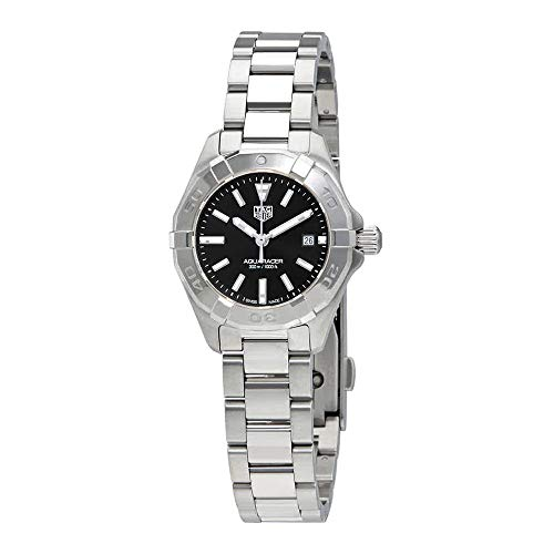 TAG Heuer Aquaracer Damen-Armbanduhr 32mm Quarz Analog WBD1310.BA0740