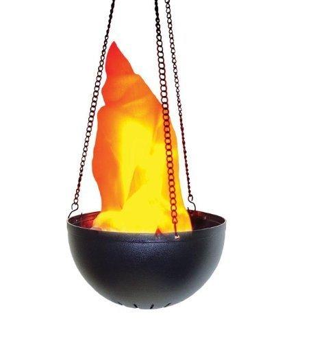 Di&Mi LED Feuerkorb Deko Flammenlicht Flammeneffekt Weihnachtsstimmung