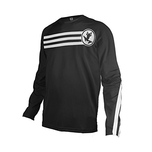Uglyfrog 2019 Lange Ärmel Jersey Frühlingsart MTB Motocross Jersey Rennrad Herren Mountain Bike Downhill Shirt Sportbekleidung Kleidung