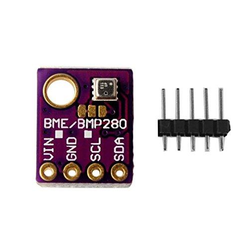 Ndier Hohe Genauigkeit BME280 Temperatur Feuchtigkeit Luftdruck Sensor Modul Elektronische Produkte -