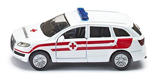 Siku-142903800-Spielmodell-Audi-Q7-Rettung