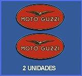 PEGATINAS STICKERS MOTO GUZZI REF: DP163 AUFKLEBER DECALS AUTOCOLLANTS ADESIVI MOTO DECALS MOTORCYCLES 10 CM ANCHO/WIDTH