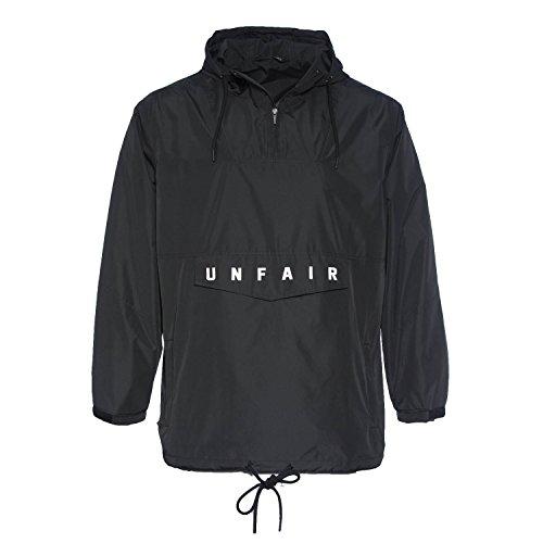 UNFAIR ATHLETICS Herren Jacken / Übergangsjacke Unfair Black