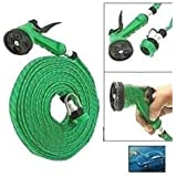 Anii Water Spray Gun 10 M Hose Pipe- House, Garden & Car Wash Hose Pipe