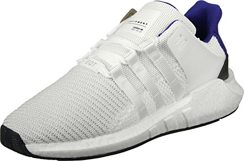 Adidas Herren EQT Support 93/17 Fitnessschuhe Weiß (Ftwbla/Ftwbla/Negbas)