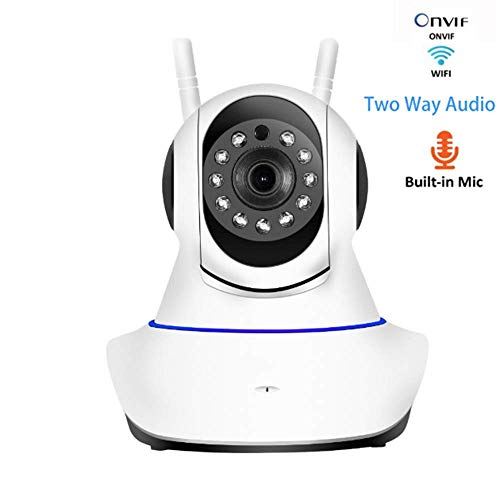 YA 720P 1MP PT WiFi Kamera Indoor Wireless IP Cam Home-Überwachungskamera Überwachungskamera HD Baby Monitor Zwei-Wege-Audio
