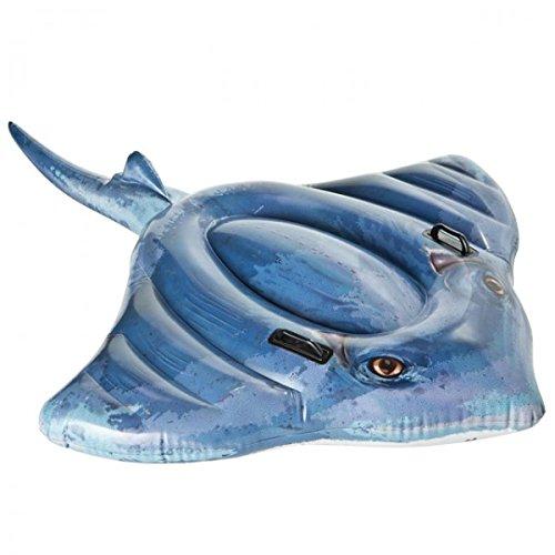 INTEX Schwimmtier ROCHEN Reittier aufblasbar Spielzeug Wasser Pool Schwimmhilfe Kinder
