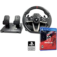 Volante PS4 Licencia Original Playstation 4 RWA Apex + Driveclub