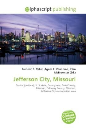 Jefferson City, Missouri (Jefferson City Missouri)