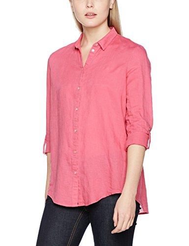 ESPRIT Damen Bluse 037EE1F025, Rot (Coral 645), 38 Preisvergleich