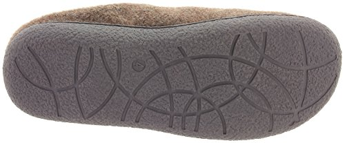 MIK Funshopping , Chaussons Mules femme Mid Brown