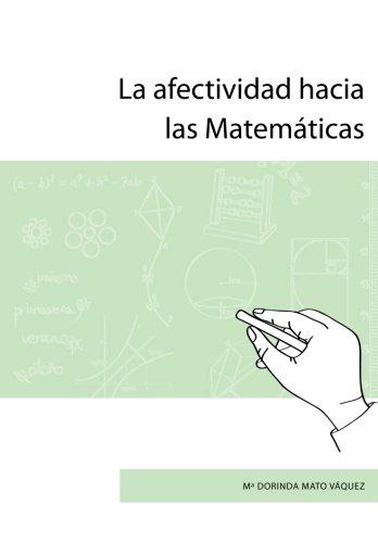 La afectividad hacia las Matemáticas
