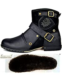 Suchergebnis auf für: schnallen Stiefel Herren