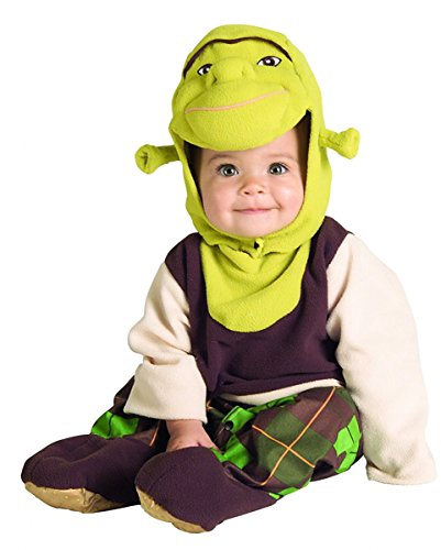 Shrek Kostüm Baby kuschelweich | Polyester (Kostüme Babys Shrek)