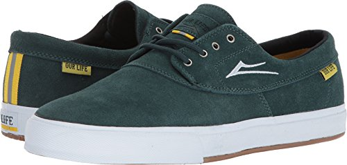 Lakai Life Camby VLK MS317' Green Suede. Green Suede