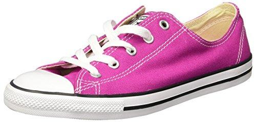 Converse All Star Dainty OX Damen Sneaker Blau Pink