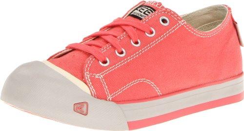 Keen Kinder Schuhe Coronado Lace 33 Hot Coral/Pumice Stone