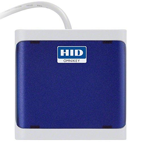 HID Omnikey 5022 CL Kontaktloser USB Reader - R50220318-DB (Dunkelblau) - Hid Access Control