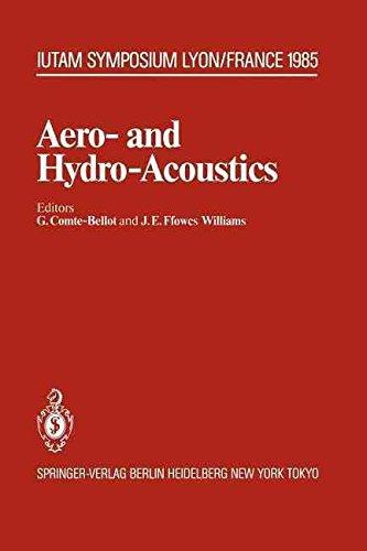 [(Aero- and Hydro-Acoustics : IUTAM Symposium, Ecole Centrale de Lyon, 3-6 July, 1985)] [Edited by Genevieve Comte-Bellot ] published on (January, 2012)