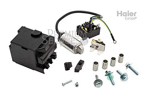 Original Haier-Ersatzteil: Kompressor für Gefriertruhe Herstellernummer SPHA01227409 | Kompatibel mit den folgenden Modellen: HCE203RL | compressor accessories