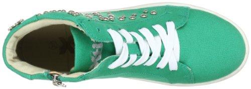 Xti Xti25912 Sp13, Baskets mode femme Vert (Green X39)