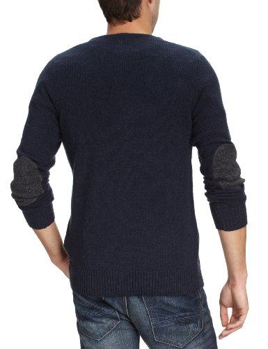 Jack & Jones Premium - Cardigan - Homme Bleu (Black Navy)