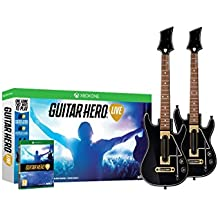 Guitar Hero Live Xbox One Double deux guitare