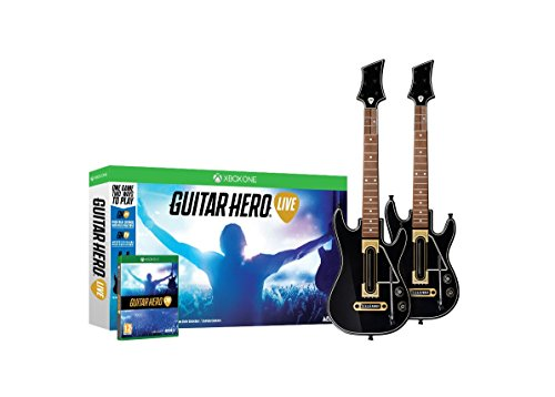 Guitar Hero Live 2pk Bundle