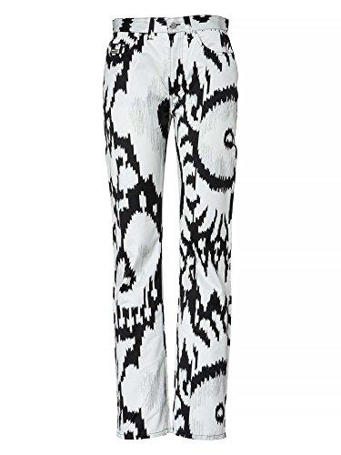 gianfranco-ferre-femmes-pantalon-informel-blanc-casse-w29