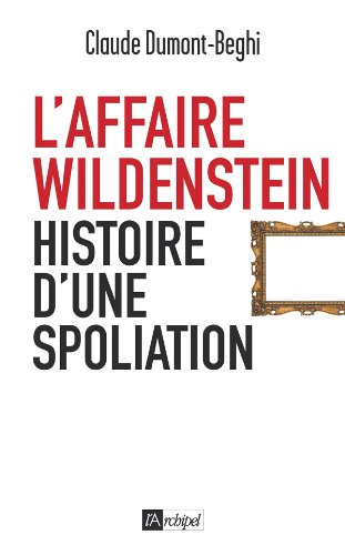 L'affaire Wildenstein