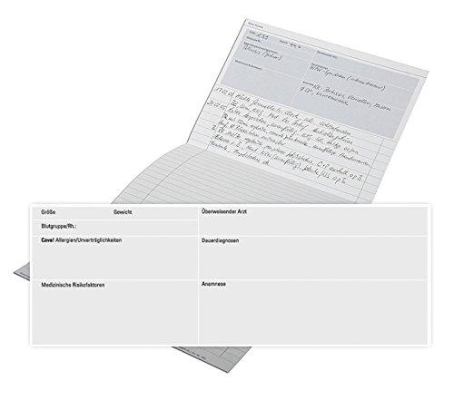 Karteimappen Maxima Allgemein- u. Innere Medizin dunkelblau (400 Stück je Packung)
