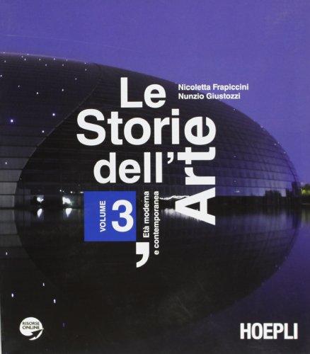 Le storie dell'arte: 3