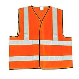 LMA–Copri-Pantaloni alta visibilità impermeabile, giallo fluo, giallo, 1382 SECOURS