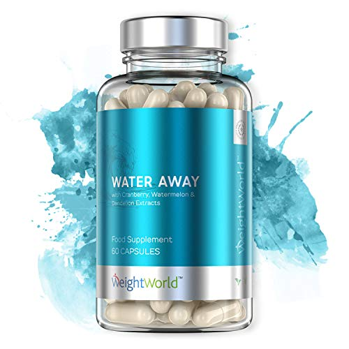 Potente Diurético 100% Natural - WeightWorld WaterAway -...
