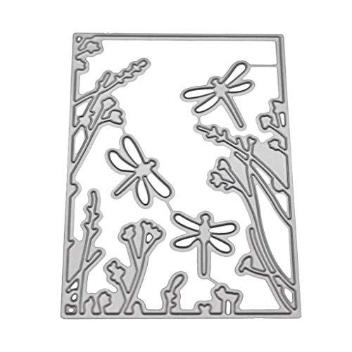 Stanzbögen Metall Stanzen Stirbt Schablone Für DIY Scrapbooking Album Papier Karte Dekor Handwerk Küche Haushalt Wohnen Basteln Malen Nähen Scrapbooking 0326 * 0570326-057 -