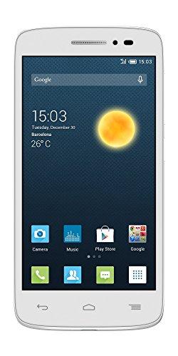 Foto Alcatel One Touch Pop 2 Smartphone, 8 GB, Bianco [Italia]