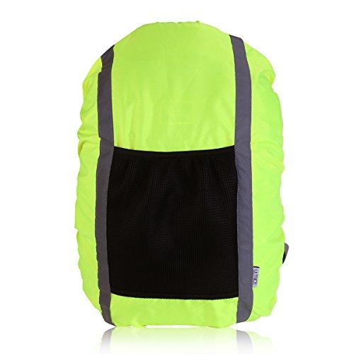 ULTNICE All'aperto elastico regolabile impermeabile copertina zaino parapioggia per zaino zaino 40L