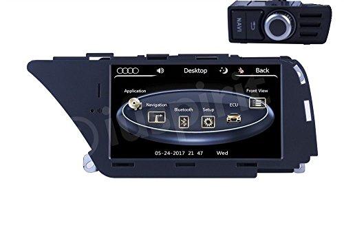 GPS USB SD Bluetooth Touchscreen navigatore Audi A4 B8 / Audi Q5 / Audi A5 / Audi A4L