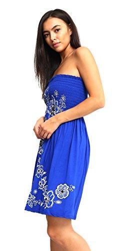 BEAULOOK - Canotta -  donna Royal Blue