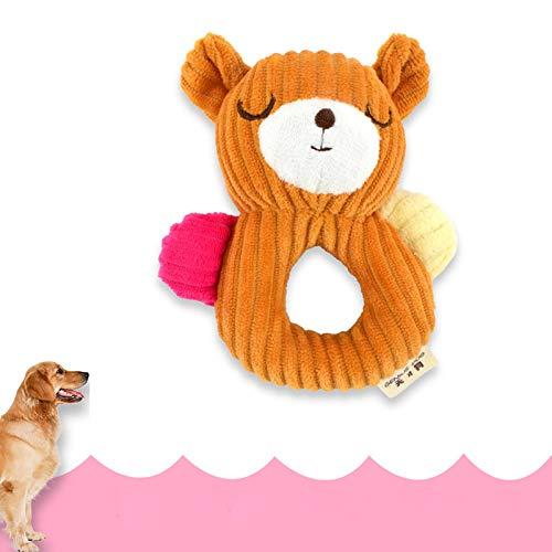 Amphia - Große kleine Hunde Haustier Chews Zähne Zähne Spielzeug Hundespielzeug interaktiv für Welpen