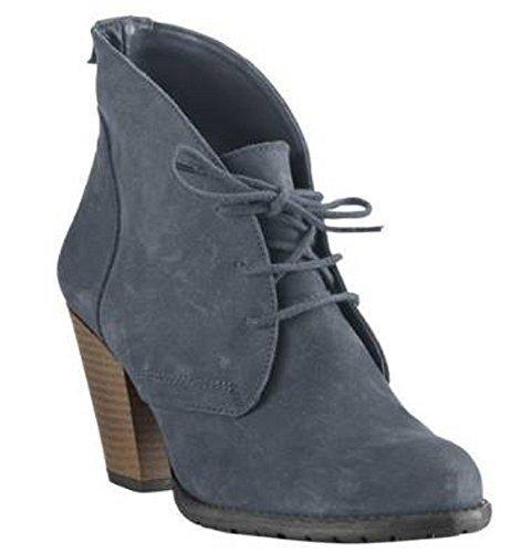 Best Connections  Stiefelette, Chaussures de ville à lacets pour femme Bleu - Bleu