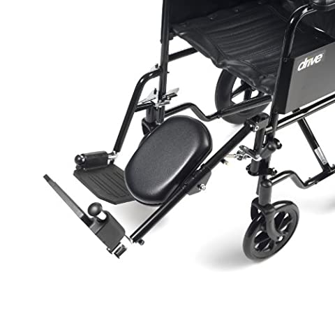 Drive DeVilbiss Healthcare Elevating Leg Rest for Enigma Steel Wheelchair (LH Side)