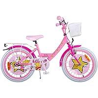37af35709637f3 LOL Surprise Vélo Enfant Fille 18 Pouces Frein Avant et Arriére à  Rétropédalage ...