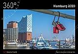 360° Deutschland - Hamburg Kalender 2020