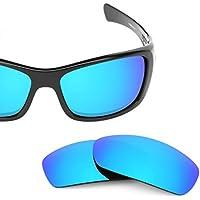 sunglasses restorer SURE Basic Lenti di Ricambio Polarizzate Ice Blue per Oakley  Hijinx 7611aa1af3